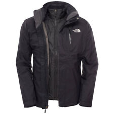 NEW THE NORTH FACE ZENITH 3in1 TRICLIMATE JACKET - SIZE MEDIUM (M) - BLACK DOWN