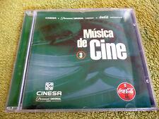 MUSICA DE CINE Cinesa nº 3
