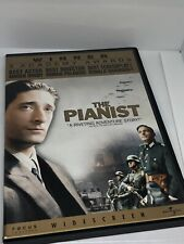The Pianist Widescreen Universal Studios Dvd Video Full Movie