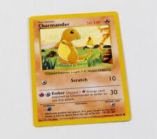 Shadowless Charmander Pokemon Base Set Card 46/102 1999 - Free Shipping