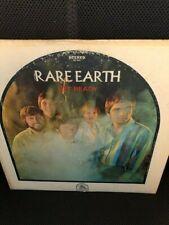 RARE EARTH - GET READY  LP, VINYL RECORD