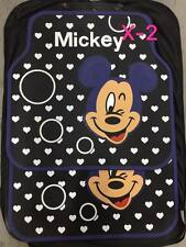♛ Shop8 : MICKEY MOUSE CAR MATTING RUBBER MAT Car Accessories 5 pcs #X-2