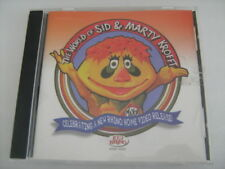 THE WORLD OF SID & MARTY KROFFT H.R. Pufnstuf OPENING THEME SONGS AUDIO CD