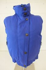 Nordica Sport System Thickly Insulated Purple Ski Vest Women's Size 6 GREAT LOOK