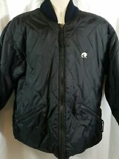 Ripzone Snowboard Clothing Co. Black Snow Ski Jacket Men's Size M Medium