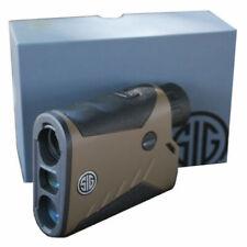 Sig Sauer SOK10011, KILO1000 LRF 5x20MM Rangefinder FDE