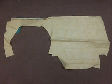 New Fiat Bertone X19 X1/9 1500 1978-82 Lower Firewall Trim - Parchment Ivory