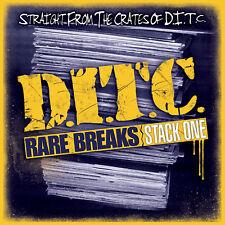 D.I.T.C. - 'Rare Breaks: Stack One' (CD)