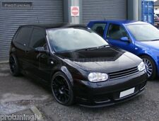 VW GOLF 4 MK4 MK ANTERIORE NERO badgeless debadged MASCHERINA gitter NO EMBLEMA