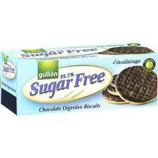 3x Gullon Sugar Free Digestives Chocolate