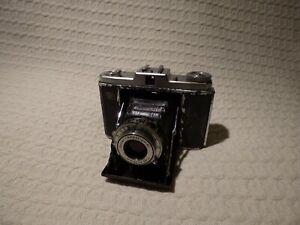 Vintage Zeiss Ikon Nettar II 518/16 120 Film Folding Bellows Camera - Spares