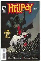 Hellboy Bride Of Hell 1 Dark Horse 2009 VF NM Mike Mignola Richard Corben