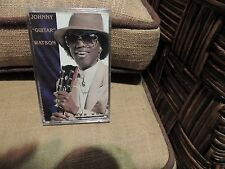 """Bow Wow by Johnny """"Guitar"""" Watson Cassette 1994 New Factory Sealed Funk Soul"""