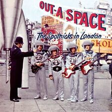 The Spotnicks - Out-A Space-The Spotnicks in London [New CD]