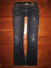 SILVER JEANS TONI Low Rise Boot Cut Stretch Jeans Sz 28 W 30 x L 33