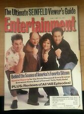 Seinfeld May 30 1997 Entertainment Weekly Ultimate Seinfeld Viewer's Guide