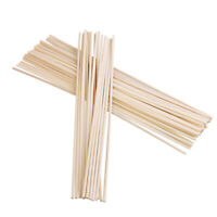 150pcs Rattan Reed Non-toxic Diffuser Essential Oil Reeds Fragrance for Bathroom