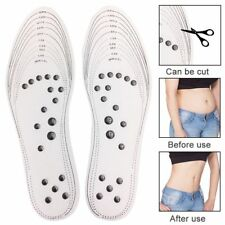 InSole Massage Acupressure Weight Loss Slimming Insoles Therapy Magnetic BTK