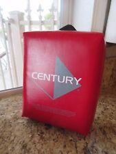 Century Square Hand Target Red Euc