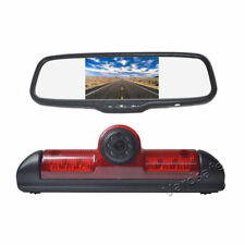 Brake Light Rear View Reverse Camera For Peugeot Boxer (2007-2017)