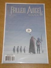 FALLEN ANGEL REBORN #3 IDW PUBLISHING VARIANT COVER RI PETER DAVID