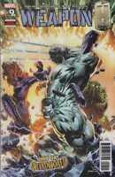 Weapon H #9 War on Weirdworld Marvel comic 1st Print 2018 unread NM
