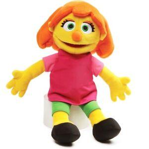 Gund Sesame Street 6050188 Julia Soft Toy Plush