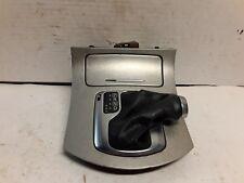 07 08 09 Infiniti G35X silver shift control bezel trim OEM 96936-JK60A