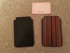 Paul Smith Leather Signature Stripe iphone 5 Telephone Case
