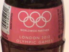 2012 London Olympics  coke bottle