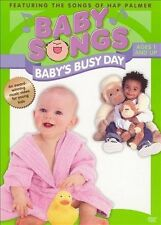 NEW Baby Songs - Baby's Busy Day (DVD)