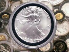 Genuine  AIR-TITE  Coin Holders fit  1oz American Silver Eagle Coins  - Airtite