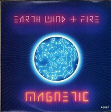 "EARTH WIND AND FIRE magnetic/speed of love A 3887 uk cbs 7"" PS EX/EX"