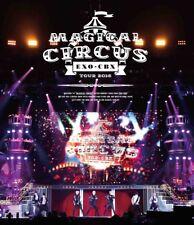 "EXO-CBX ""MAGICAL CIRCUS"" TOUR 2018 DVD normal edition Japan"