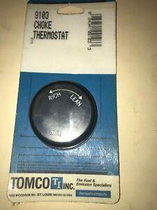 Tomco 9103 Carburetor Choke Thermostat 1978-1980 AMC Ford Carter 1-BBL YF