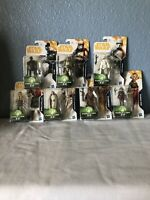 STAR WARS FORCE LINK 2.0 X7 action figures New MOC Job lot, bundle Mimban Range