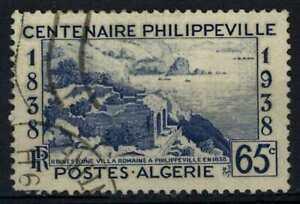 Algeria 1938 SG#149, 65c Centenary Of Philippeville Used #E91087