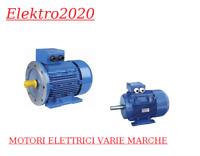 Motori Elettrici 380V B3 con piedi 2800 rpm 2 poli