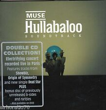 Muse HULLABALOO Soundtrack 2 CD set