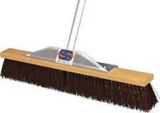Super Sweeper 1000-101036 36 in. Maroon Poly Super Sweeper Broom