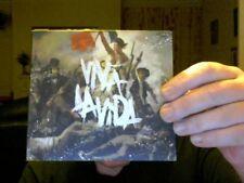 VIVA LA VIDA  CD ALBUM  COLDPLAY PERFECT BIRTHDAY GIFT! FREE UK POST