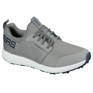 Skechers Go Golf Max Sport Shoes in Charcoal/Blue New 2021 Model
