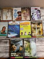Lot of 10 Chapter Books Teen Young Adult Random Mix FREE SHIP