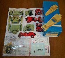 Alfa Romeo 8c/2300 Le Mans '31 #16 1/43 Kit di montaggio Provence NO AMR BBR