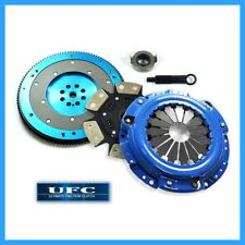 UFC STAGE 3 CLUTCH KIT+ALUMINUM FLYWHEEL ACURA CL HONDA ACCORD PRELUDE 2.2L 2.3L