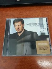Harry Connick JR Your Songs Music CD (19564)
