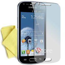 5 Pellicola Per Samsung GALAXY S DUOS 2 S7582 Pellicole Proteggi Salva Display