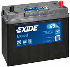EXIDE Autobatterie Batterie 45Ah - EXCELL EB456 zzgl. 7,50€ Batteriepfand