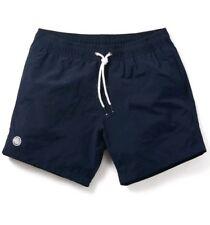 1d00103611 BNWT Pretty Green Navy Blue Logo Swim Shorts XXL RRP £45 S8GMU60098789