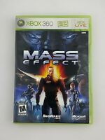 Mass Effect - Xbox 360 Game - Tested